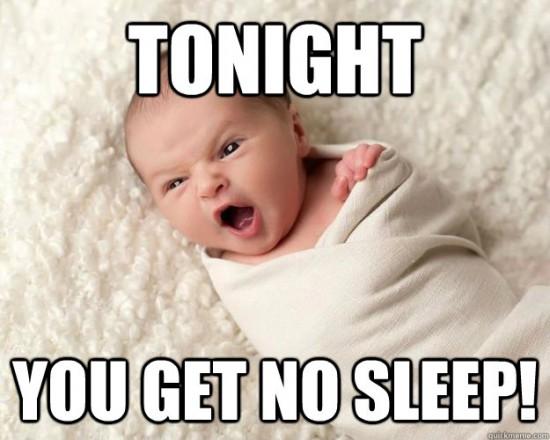 inte sova