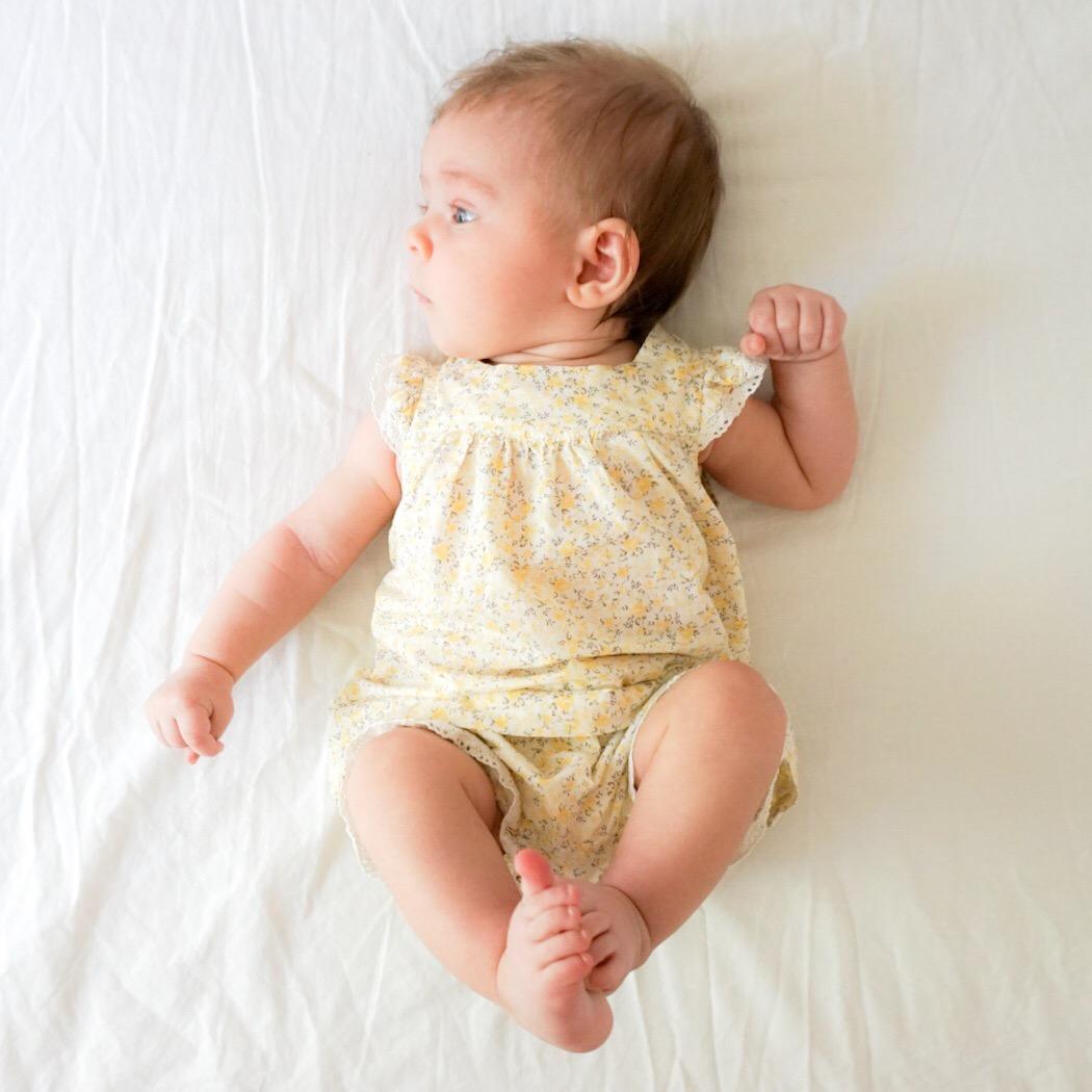 när behöver bebis inte äta på natten