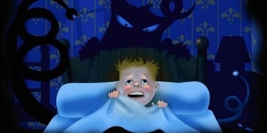 mardröm barn