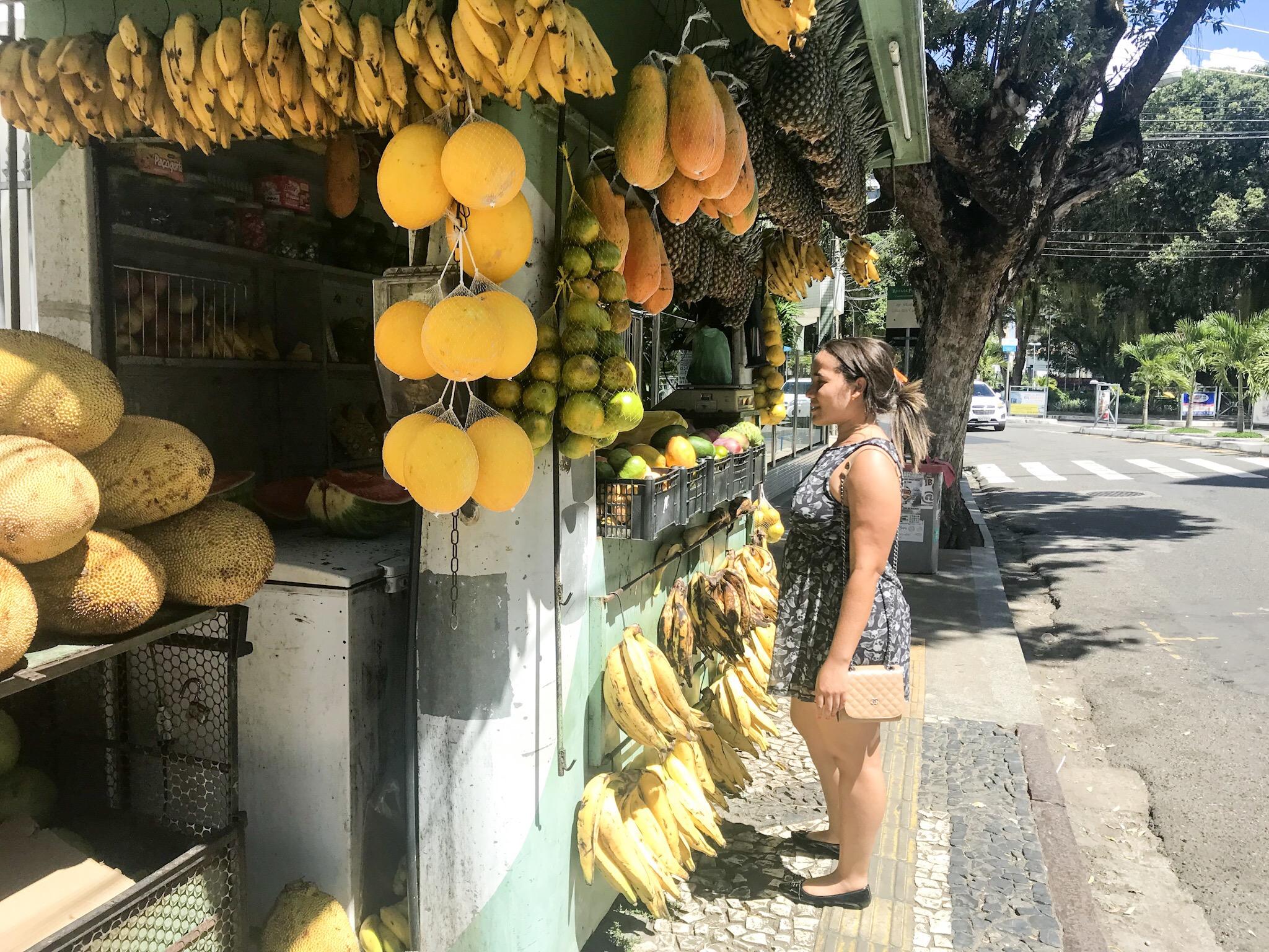 vad äter man i brasilien