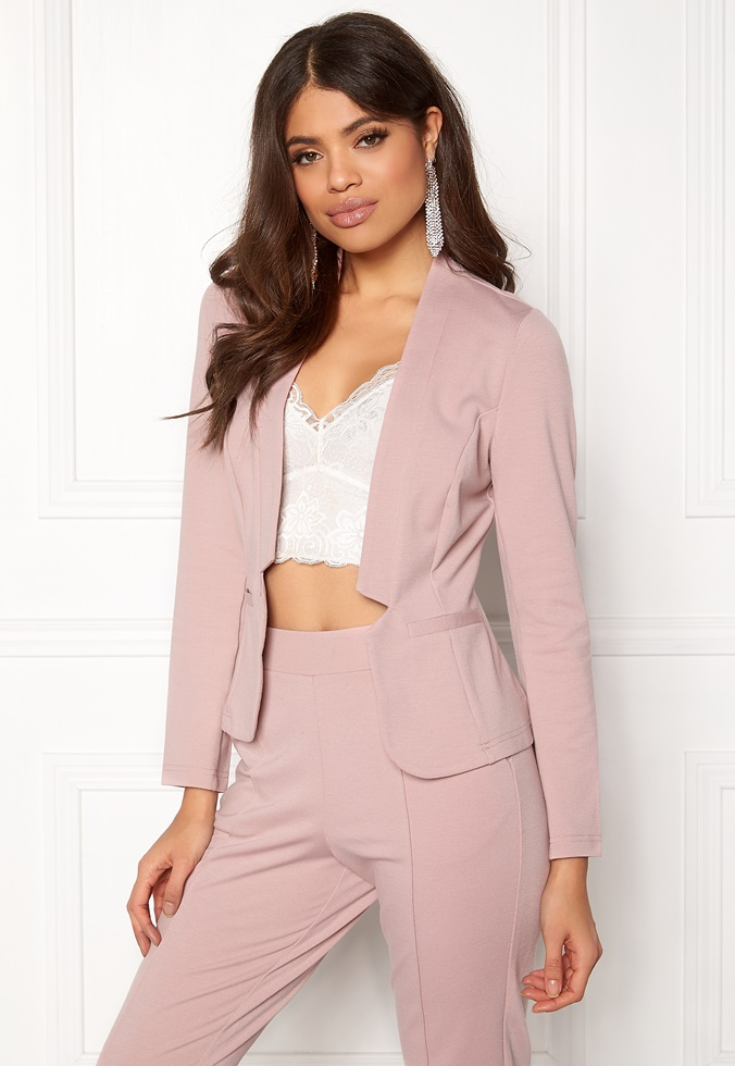 bubbleroom-brienne-blazer-dusty-pink