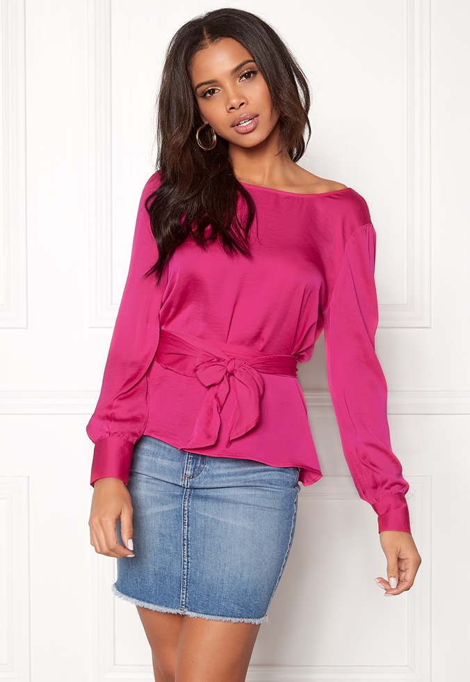 bubbleroom-only-natalia-ls-wrap-top-pink-peacock