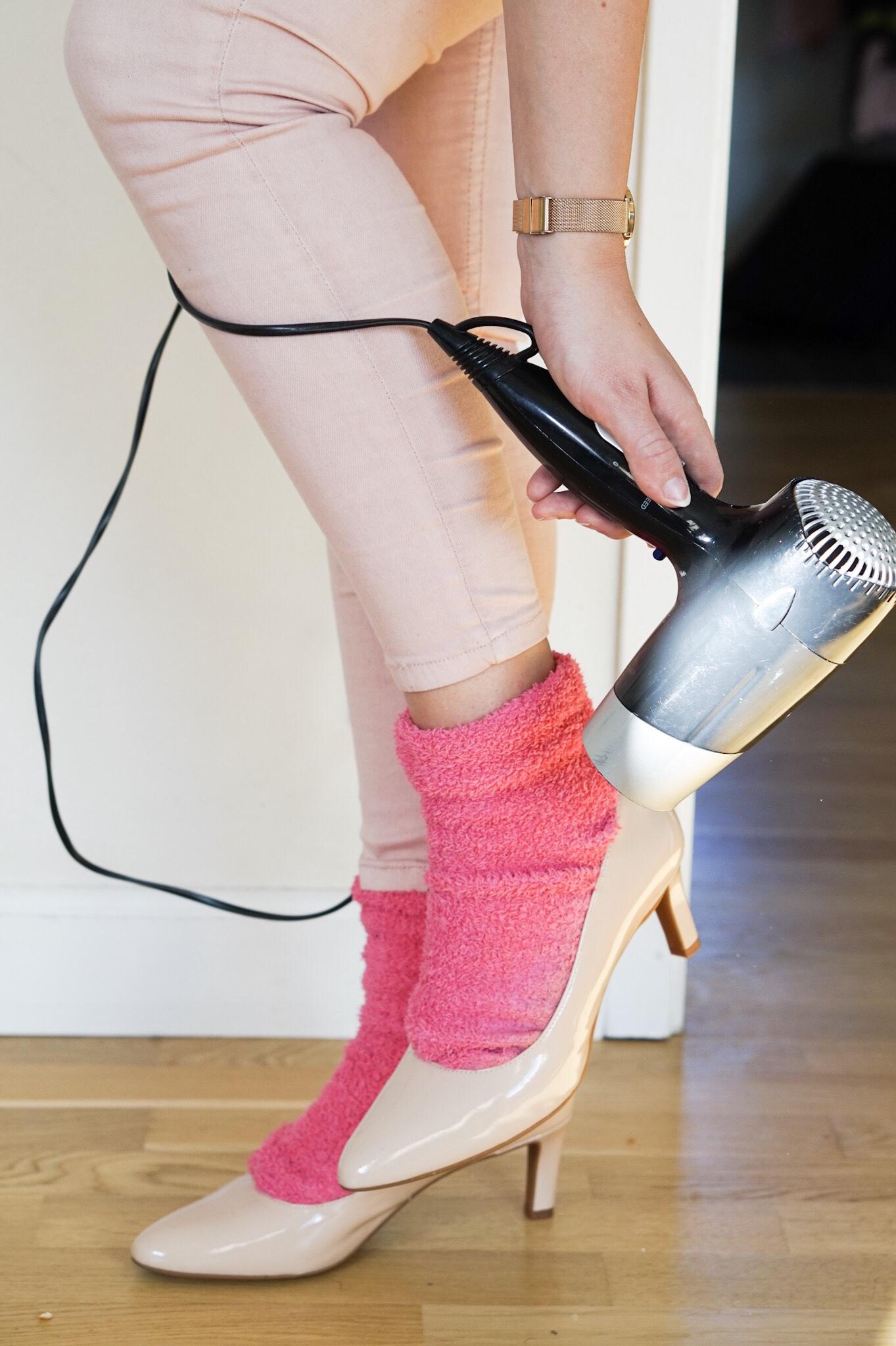 töja ut skor läder