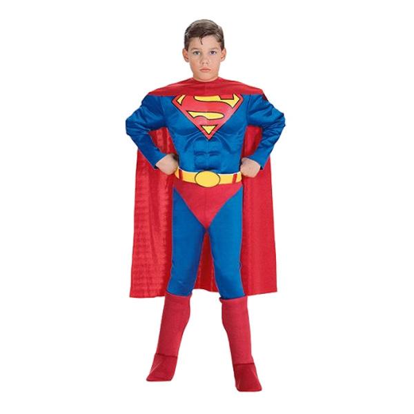 partykungen-superman-med-muskler-maskeraddrakt-barn-1