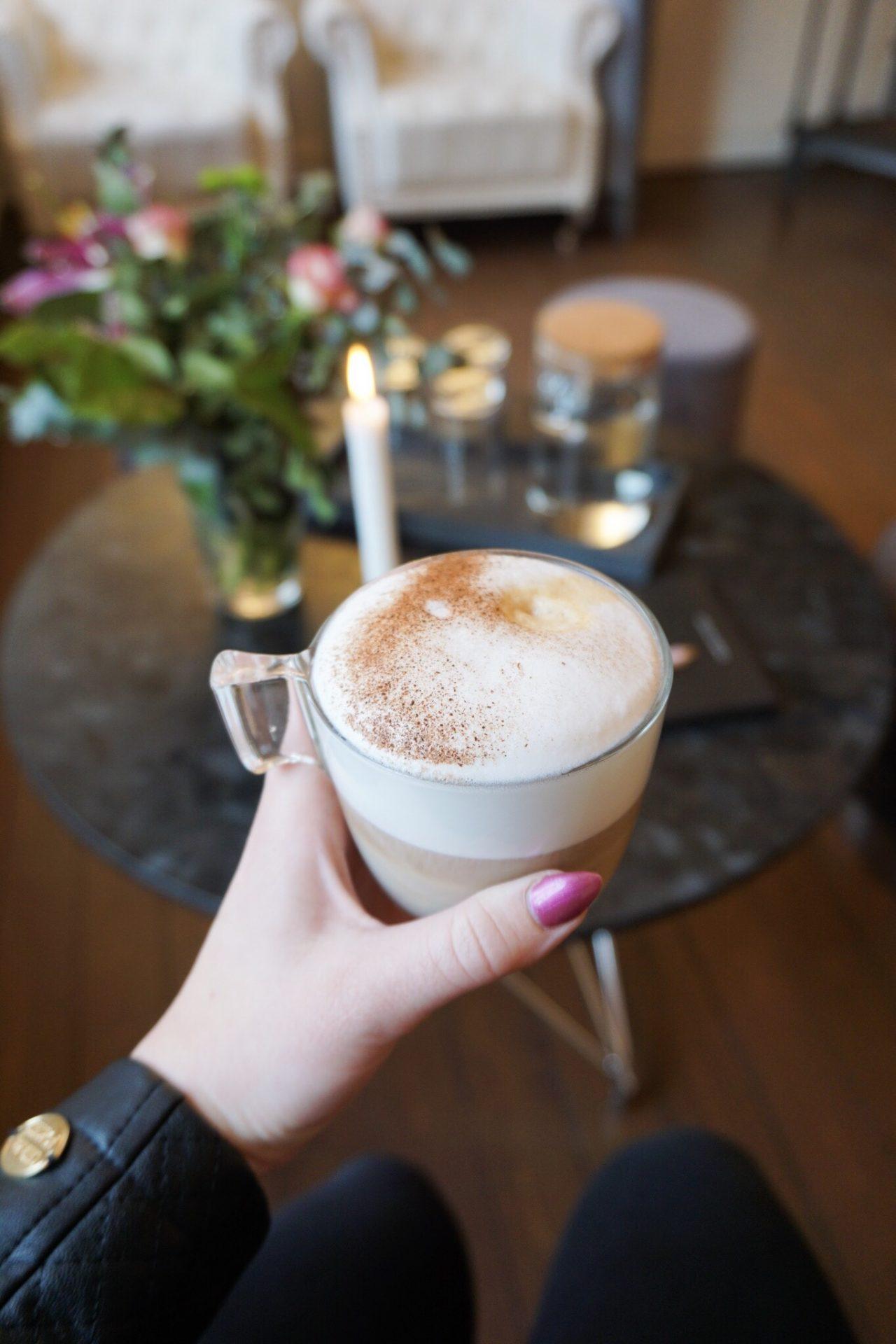 kaffe och graviditet