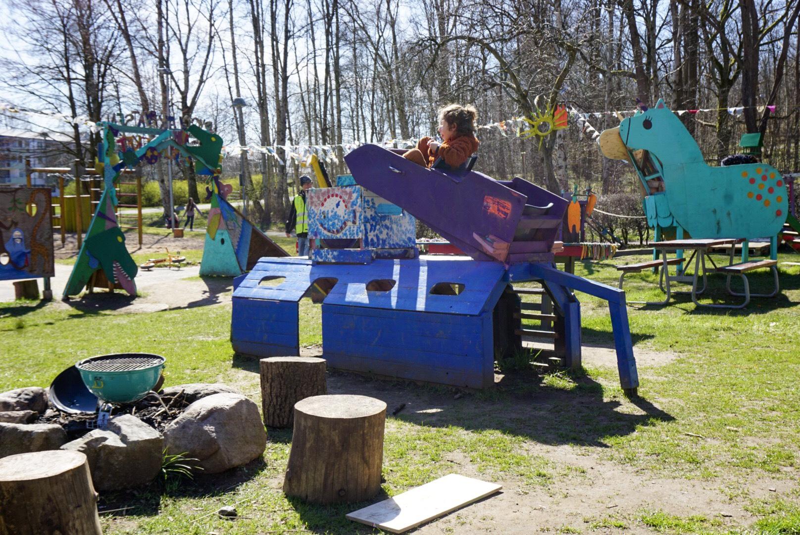 roliga aktiviter med barn under påsklovet i göteborg 2021