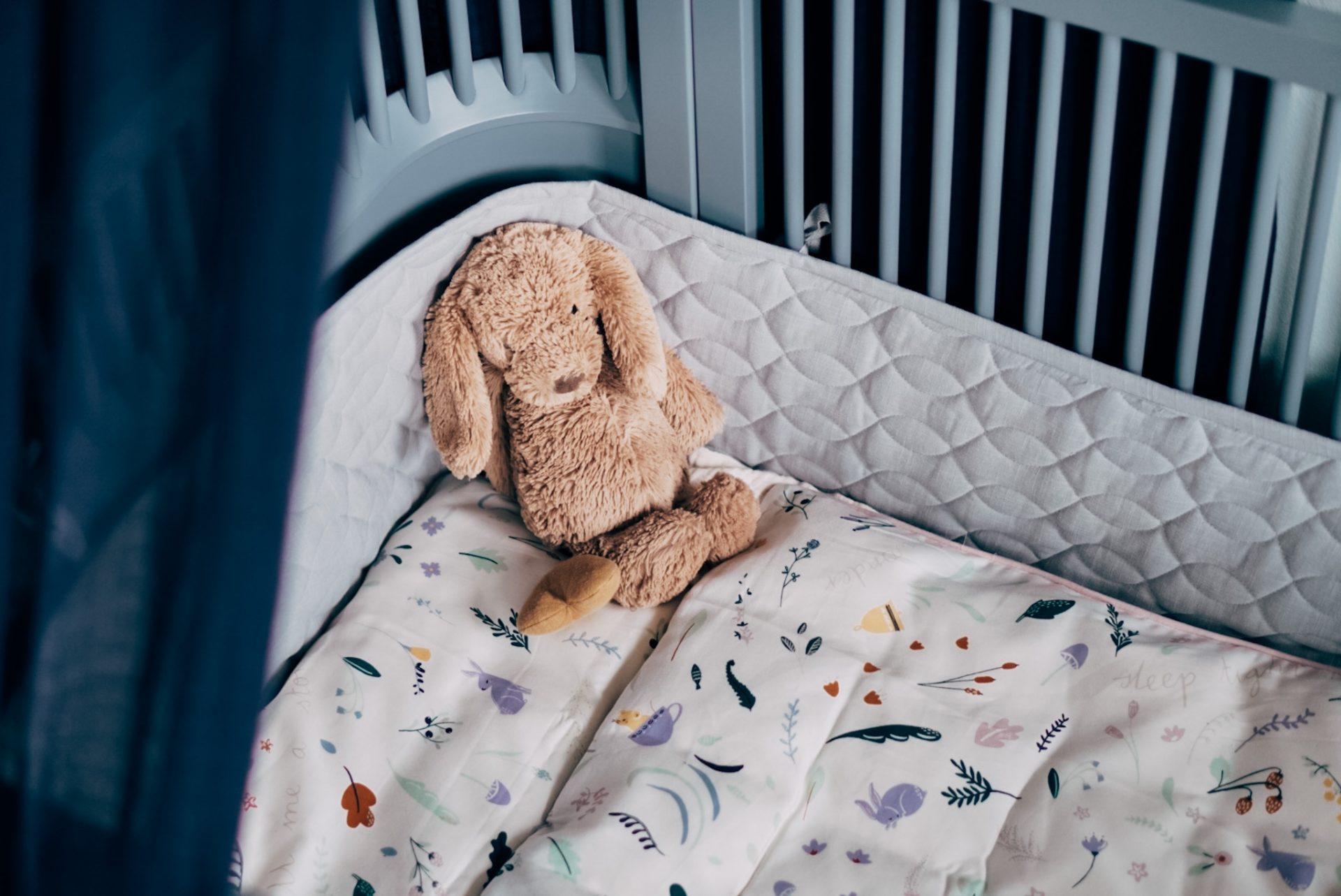 inredning till barnsäng