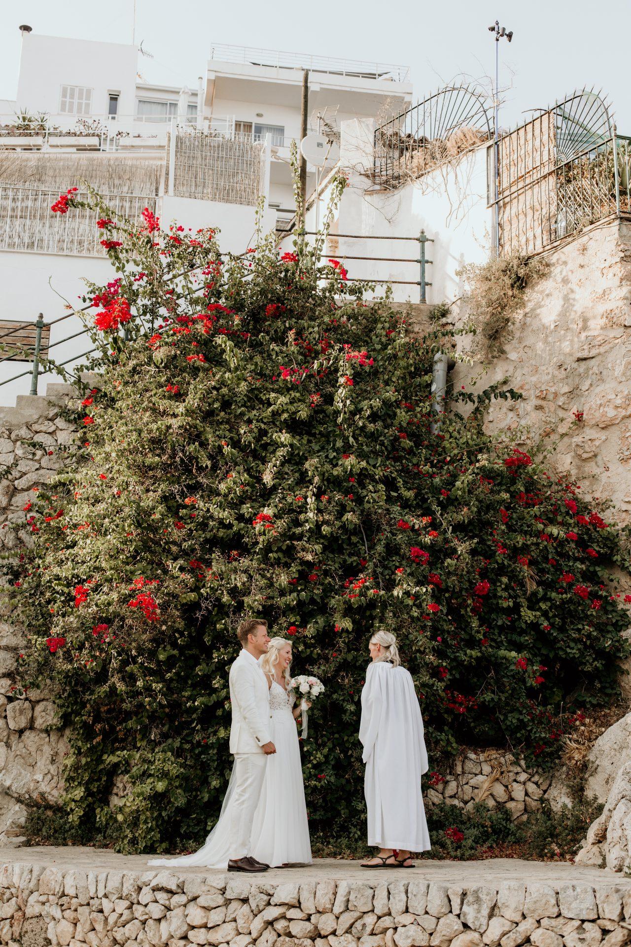gifta sig på Mallorca