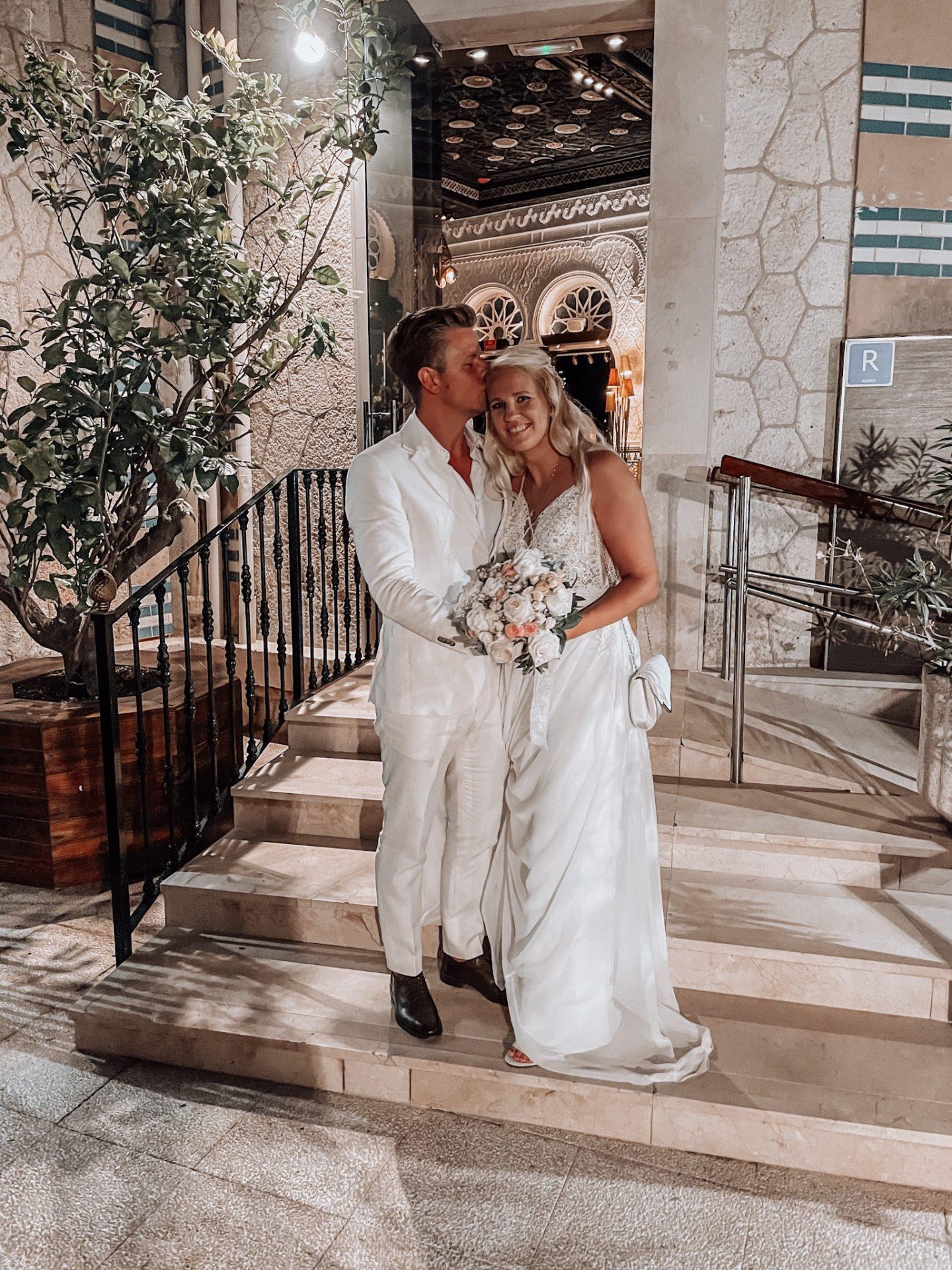 destinationsbröllop på mallorca